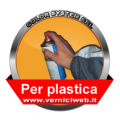 Spray per la plastica