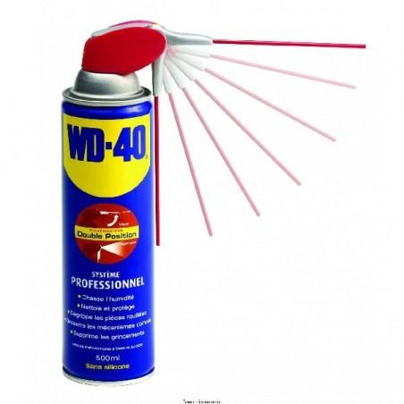 wd40 spray 500ml sbloccante multifunzione