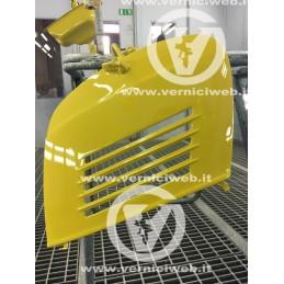 Bauletto vespa 933 giallo