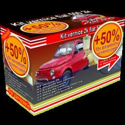 246 Giallo Tufo del 1974 Fiat 500
