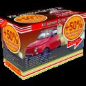 Fiat 599A  BLU ELETTRICO/MAGNETICO metallizzato o perlato