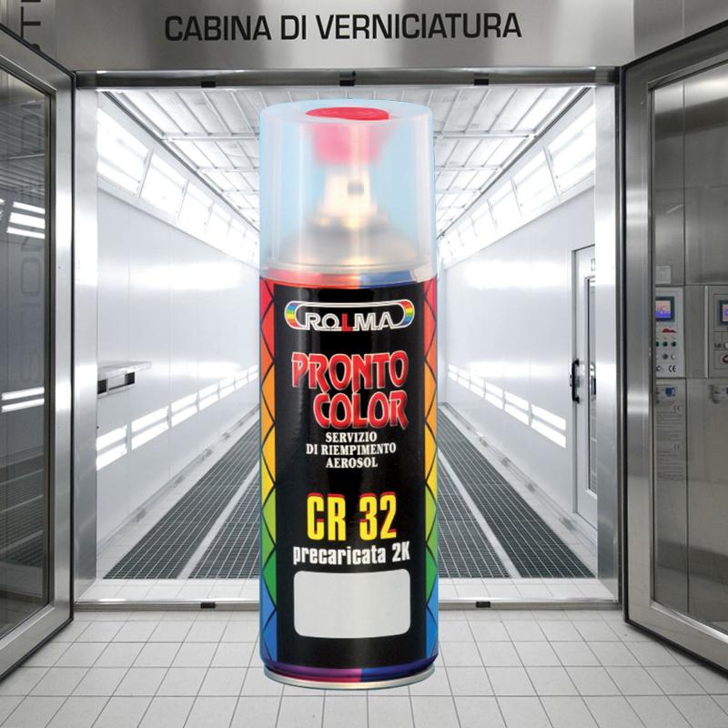 Bomboletta spray universale con catalizzatore 2k