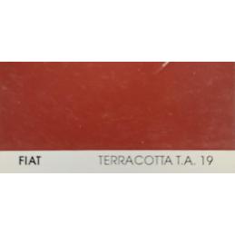 Rosso terra cotta fiat TA19 per trattori agricoli