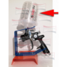 Radex cup system tazze mono uso per vernici auto
