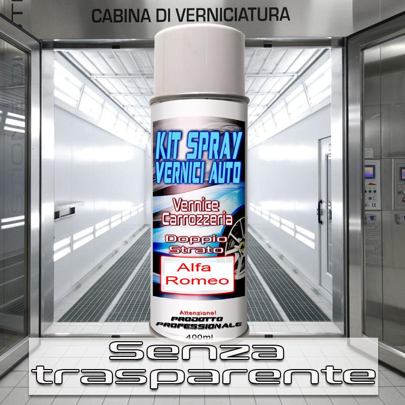 kit bomboletta spray Fiat 500  676A GRIGIO CENERE/ABARTH/CAMPO VOLO Pastello 2008 2010