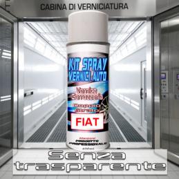 Kit bomboletta spray ALFA ROMEO codice colore 319B GRIGIO ANTRACITE Metallizzato o perlato 2010 2010