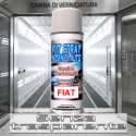 Kit bomboletta spray ALFA ROMEO codice colore 805B NERO ETNA Metallizzato o perlato 2008 2011