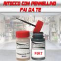 Kit bomboletta spray ALFA ROMEO codice colore 821A NERO FUOCO Metallizzato o perlato 1998 2004