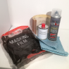 kit completo Bomboletta spray per ripristinare fari ingialliti