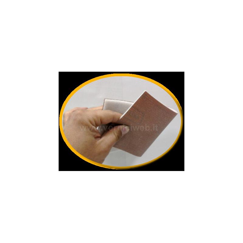 Strisce abrasive soft foam carteggiare a secco