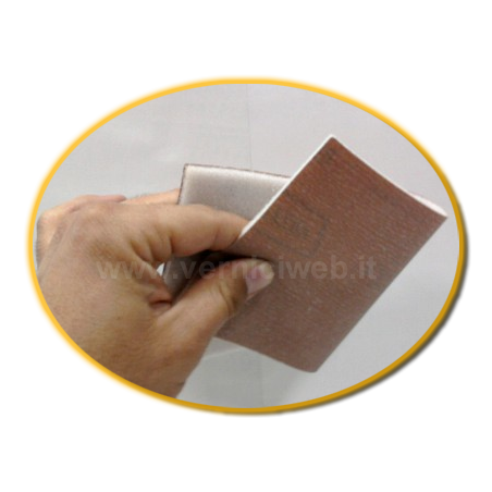 Strisce abrasive soft foam