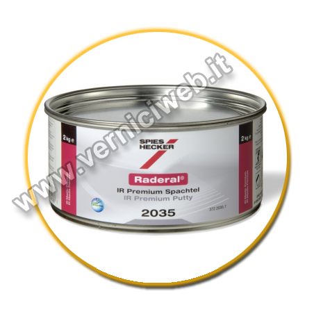 Stucco poliestere  kg2 spies hecker 2035