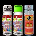 Kit bomboletta spray ALFA ROMEO codice colore 318B GRIGIO MAGNESIO Metallizzato o perlato 2010 2010