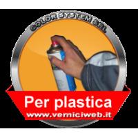 Vernici spray per plastica automobilistica verniciare la plastica auto