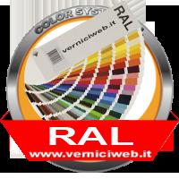 Bombolette spray colori Ral