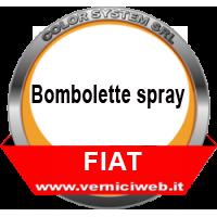 Bombolette spray fiat