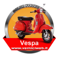 Vernici spray vespa