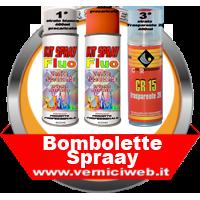 vendita vernici spray per auto