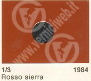 1/3 rosso sierra