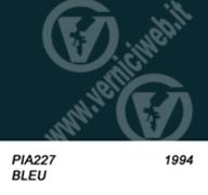 227 bleu pastello