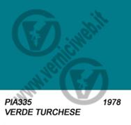 335 verde turchese
