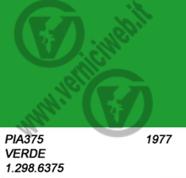 375 verde vespa 1977