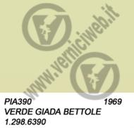 verde giada bettole 390 piaggio vespa
