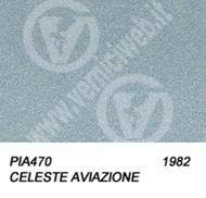 470 celeste aviazione metallizzato