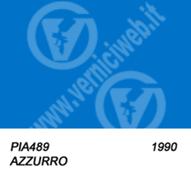 489 azzurro vespa anni 90