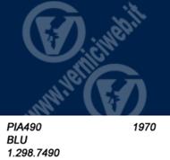 anno 1970 blu 490 per vespa piaggio