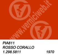 811 rosso corallo vespa