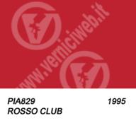 829 rosso club