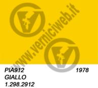 912 giallo della vespa 1978