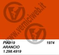 919 arancio