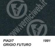 2/7 grigio futuro metallizzato