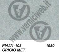 2/1 grigio metallizzato
