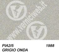 2/5 grigio onda metallizzato