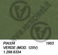 334 verde metallizzato