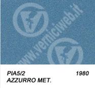5/2 azzurro metallizzato
