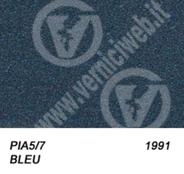5/7 bleu metallizzato