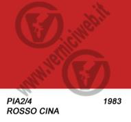 p2/4 rosso cina
