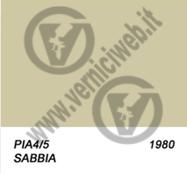 p4/5 sabbia 3002M beige sabbia vespa