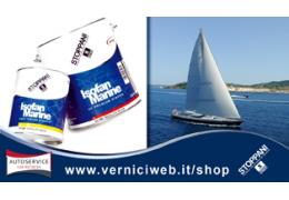 Verniciamo la barca nuovi prodotti